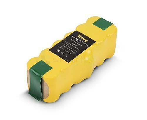 Lavolta - Batería para iRobot Roomba 500, 510, 530, 560, R3 compatibles con 80501 (4500 mAh, Ni-MH, APS): Amazon.es: Hogar