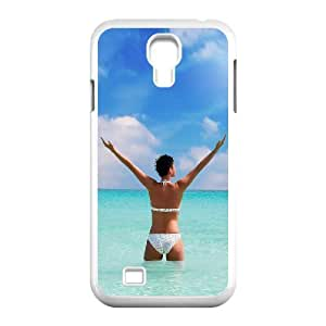 Cell phone case Of Bikini Bumper Plastic Hard Case For Samsung Galaxy S4 i9500