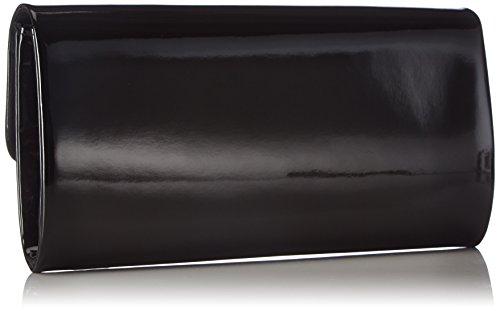 MENBUR Caprinski - Pochette da giorno Donna, Schwarz, 28x15x6 cm (L x H D)