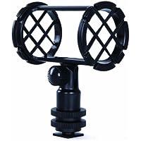 Movo SMM1 Camera Shoe Shockmount for Shotgun Microphones...