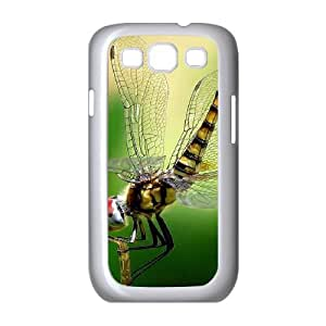 I-Cu-Le Phone Case Dragonfly Hard Back Case Cover For Samsung Galaxy S3 I9300