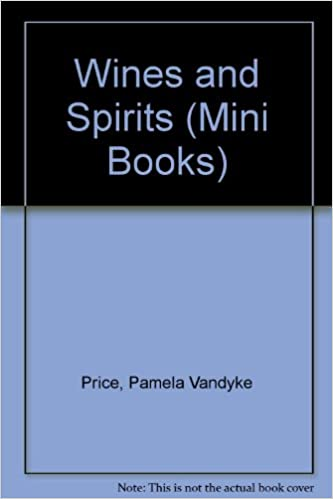 Wines and Spirits (Mini Books): Pamela Vandyke Price