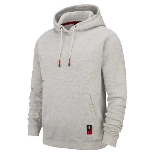 Nike(ナイキ) KYRIE/カイリー パーカー/フーディー プルオーバー メンズ グレーヘザー AJ3526-050  Medium