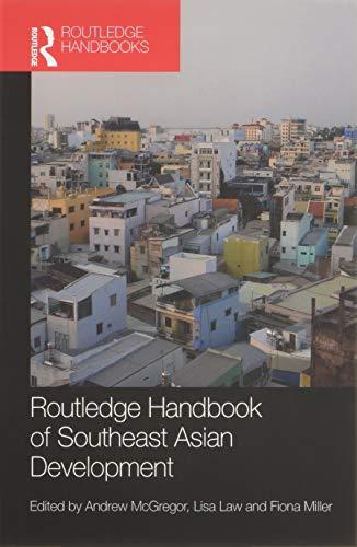 Routledge Handbook of Southeast Asian Development - Gibson Les Paul Handbook