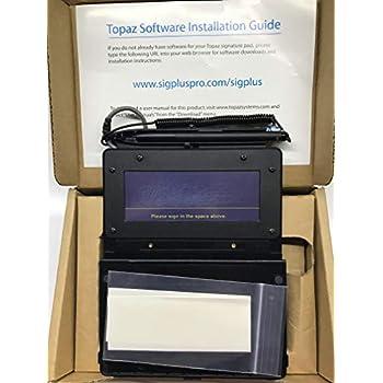 Amazon com: Wacom STU540 Color LCD Signature Tablet: Electronics
