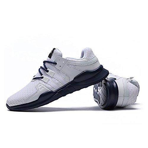 Noir Basket Mode Femme Respirant Bleu Homme De Athlétique Running Couples Chaussures Sport Course Chnhira Tq807w8
