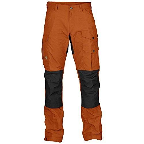 Fjällräven vidda pro trousers long autumn leaf-taille :  58