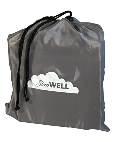 Inflatable Portable Bed Wedge With Quick Inflate/Deflate Valve and Soft Surface by Sleepwell (Image #2)
