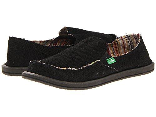 Sanuk Women's Donna Hemp Flat (Donna Womens Shoes)