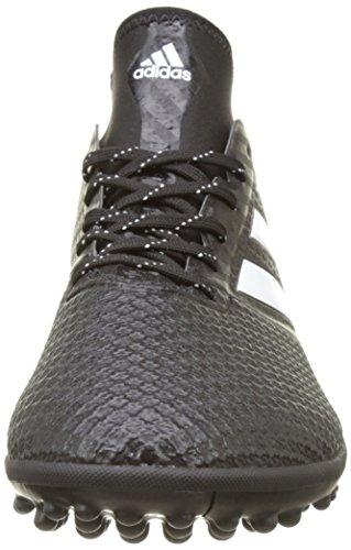 adidas Ace 17.3 Primemesh Tf, Botas de Fútbol para Hombre Negro (Core Black/footwear White/night Metallic)