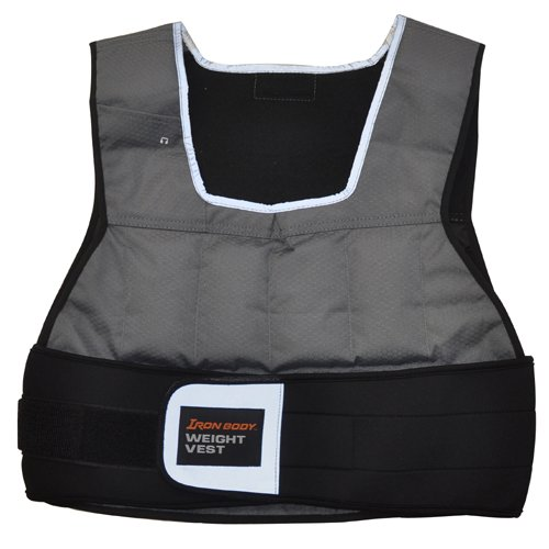 Iron Body 92329-5 Flex Fit Weighted Vest