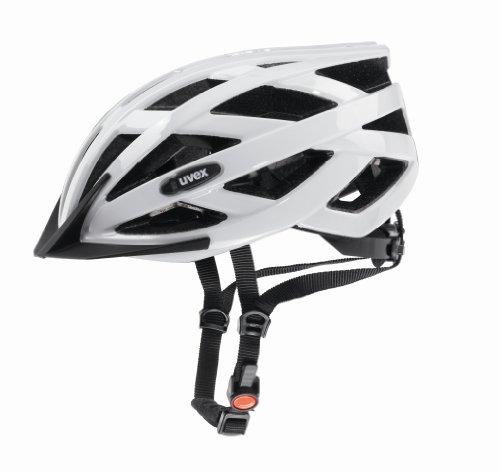Uvex Fahrradhelm I-Vo, White, 52-57, 4104240115