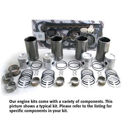 Engine Rebuild Kit, Perkins A4.236 Diesel, New, Allis Chalmers, Massey Ferguson -  ATI Products, Inc., 120347-RFI