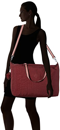 Playa De Bolsa Marrón Carmine Cm Y Kipling Stripes Bag M 31 Tela 64 burnt Xl Liters 5 multi xwtqHYS