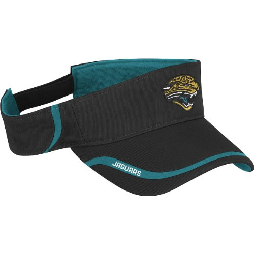 Reebok Jacksonville Jaguars 2010 Coaches Sideline Adjustable Visor Size: Adjustable