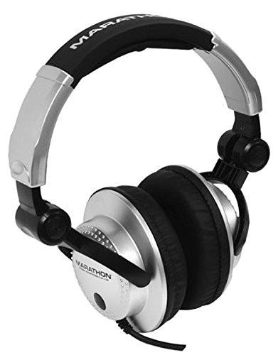 Marathon Djh-1100 Professional High Performance Stereo Dj (High Performance Dj Headphones)
