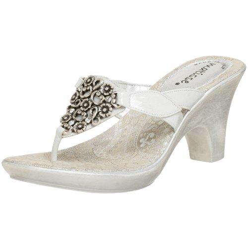 Matisse Flora Sandal,Silver Patent,6 M US