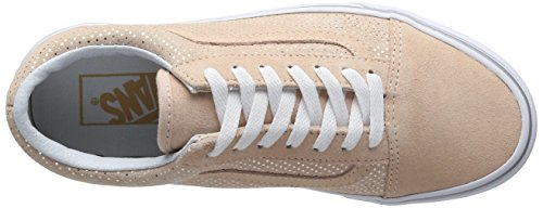 Zapatillas Mujer Villa Old Rosa spanish para Dots Rose Skool Ua Metallic Vans qPtwRX7