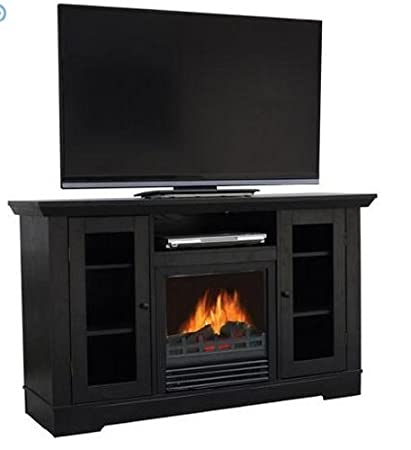 Decorative Electric Fireplace Tv Stand For Tv S Up To 40 And Media