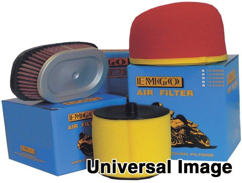 Emgo 12-55739 39mm Clamp-On Air Filter