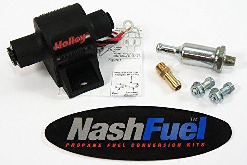 carburetor electric fuel pump - 1