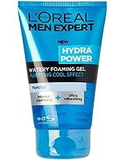 L'Oreal Men Expert Hydra Power Watery Foaming Gel, 100 ml
