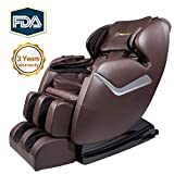 Real Relax Massage Chair Recliner, Zero Gravity Full Body Best Budget Shiatsu Electric Massage Chair with Heat...