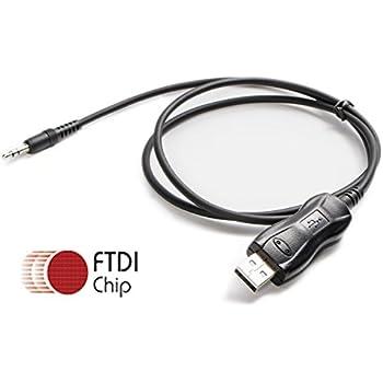 BTECH PC04 FTDI USB Programming Cable for UV-25X2, UV-25X4, UV-50X2
