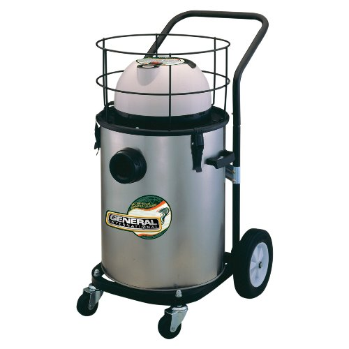 General International 10-300 M1 10 Gallon Wet/Dry Vacuum (General International)