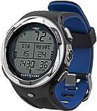 Aqua Lung i450t Hoseless Air Integrated Wrist Watch Dive Computer w/...