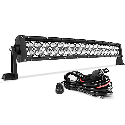 (LED Light Bar 21