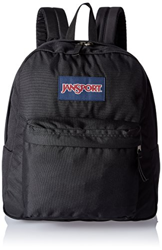 - JanSport Spring Break Classics Series Daypack (Black)