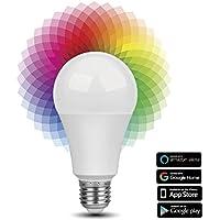 TNP Smart WiFi LED Light Bulb - Wireless Multicolored...