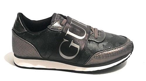 Sunnygym Shoes Guess Gymnastics Women's Black Twz8zq