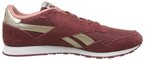 sleek Marron Femme Fitness Maroon sandy white De Ultra Chaussures Sl Reebok Rose Metallic rugged Royal 0Bvqp