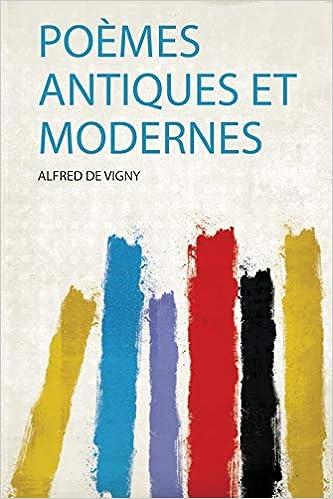 Poèmes Antiques Modernes