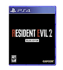 Resident Evil 2 Deluxe - PS4 [Digital Code]