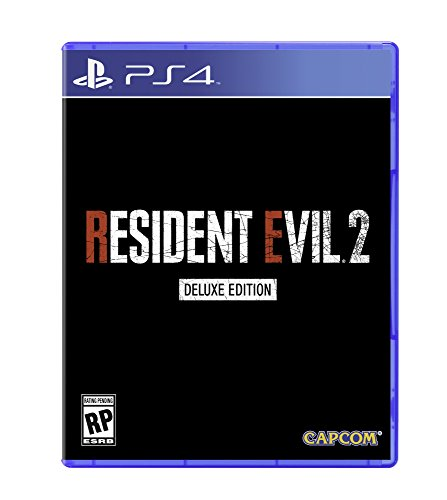 Resident Evil 2 Deluxe - PS4 [Digital Code] by Capcom