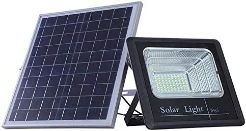 Focos Proyector Solar Exterior, Luces De Seguridad El Hogar Prueba ...