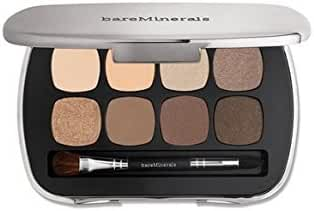 bareMinerals Ready 8.0 Eyeshadow Palette, The Bare Neutrals, 0.24 Ounce