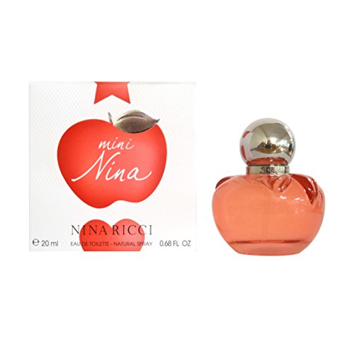 Nina by Nina Ricci Eau de Toilette Spray for Women.68 Ounce