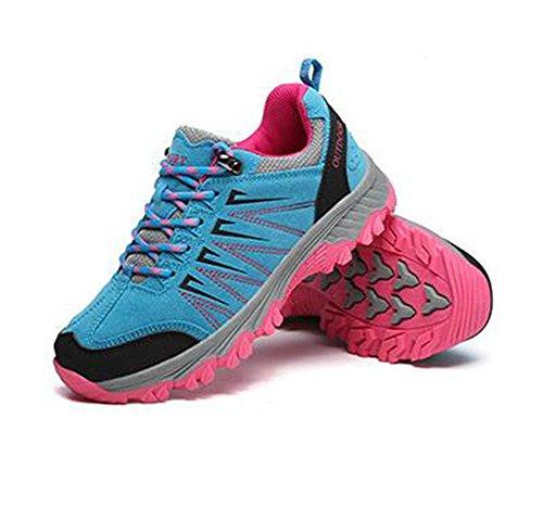 dimensioni da antiscivolo scarpe KUKI EU39 per UK6 CN39 US8 2 da grandi Scarpe donna escursionisti trekking di RwT1Pxq