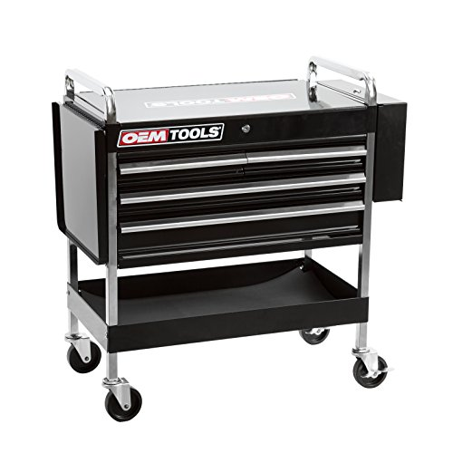 4 drawer service cart - 1