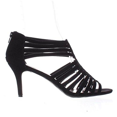 Style & Co. - Sandalias de vestir para mujer negro negro