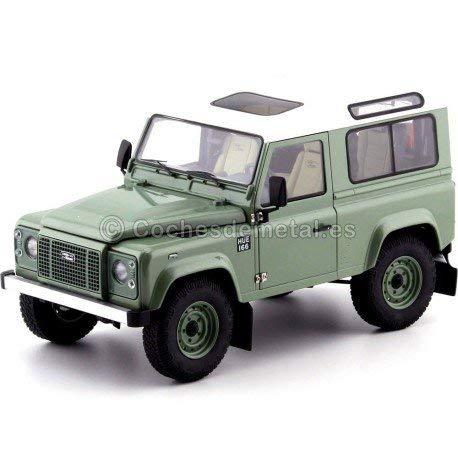 Kyosho KY8901GGR 1:18 Land Rover Defender 90 Final EDT-Grasmere Green Metallic 'Heritage'