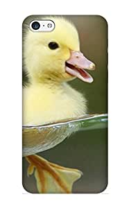 Graceyou New Arrival Iphone 4/4s Case Animal Duck Water Case Cover/ Perfect Design