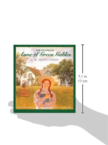 Anne of Green Gables, Complete 8-Book Box Set: Anne of Green Gables; Anne of the Island; Anne of Avonlea; Anne of Windy Poplar; Anne's House of ... Ingleside; Rainbow Valley; Rilla of Ingleside by Starfire (Image #2)
