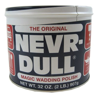 Nevr-dull Metal Polish 32oz can - Never Dull
