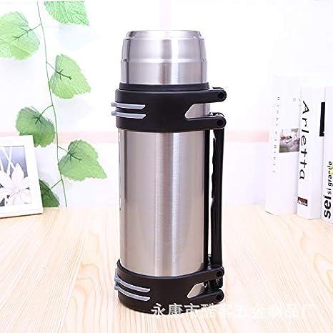 Botella deportiva de acero inoxidable taza de calidad ...