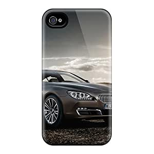 High Impact Dirt/shock Proof Case Cover For Iphone 4/4s (2012 6 Series Gran Coupe)